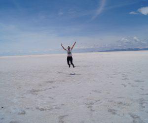 Salar de Uyuni, Bolívia – Parte 1